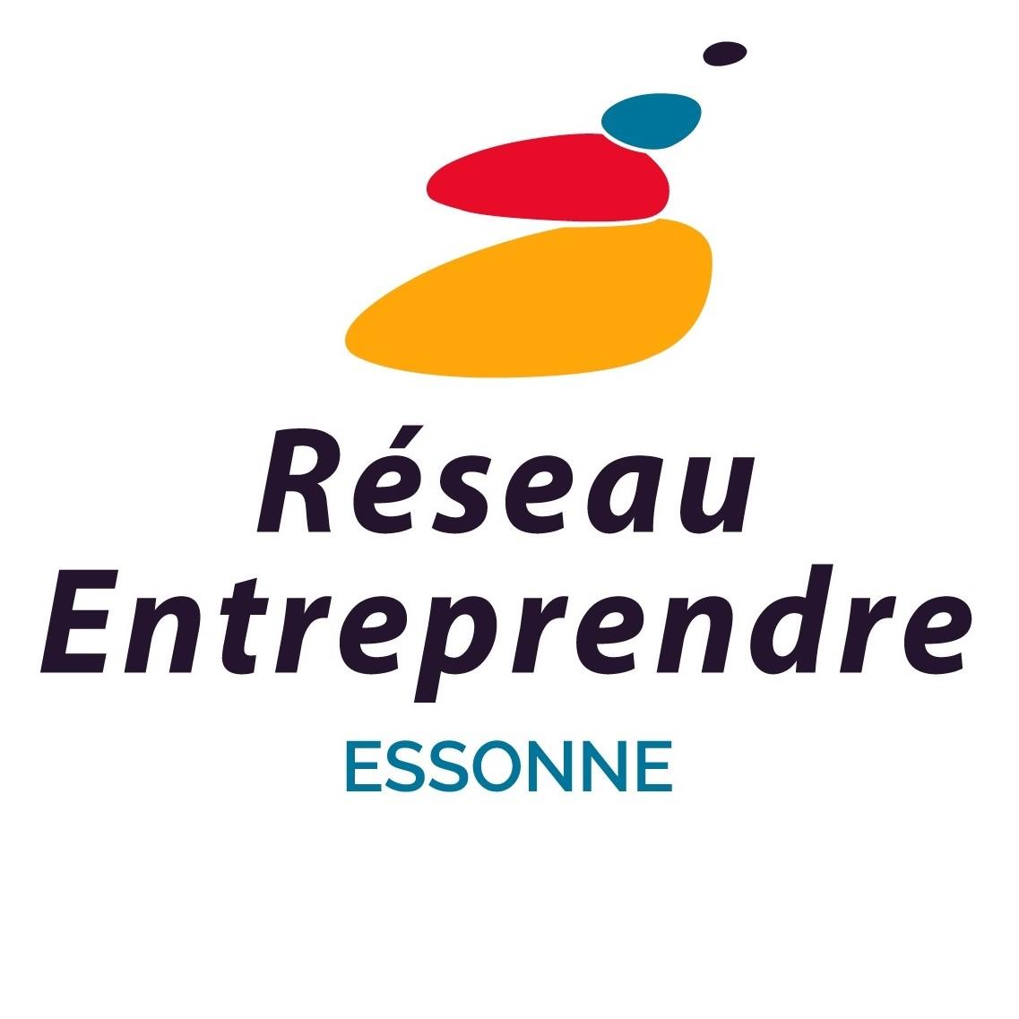 Logo Réseau Entreprendre ESSONNE