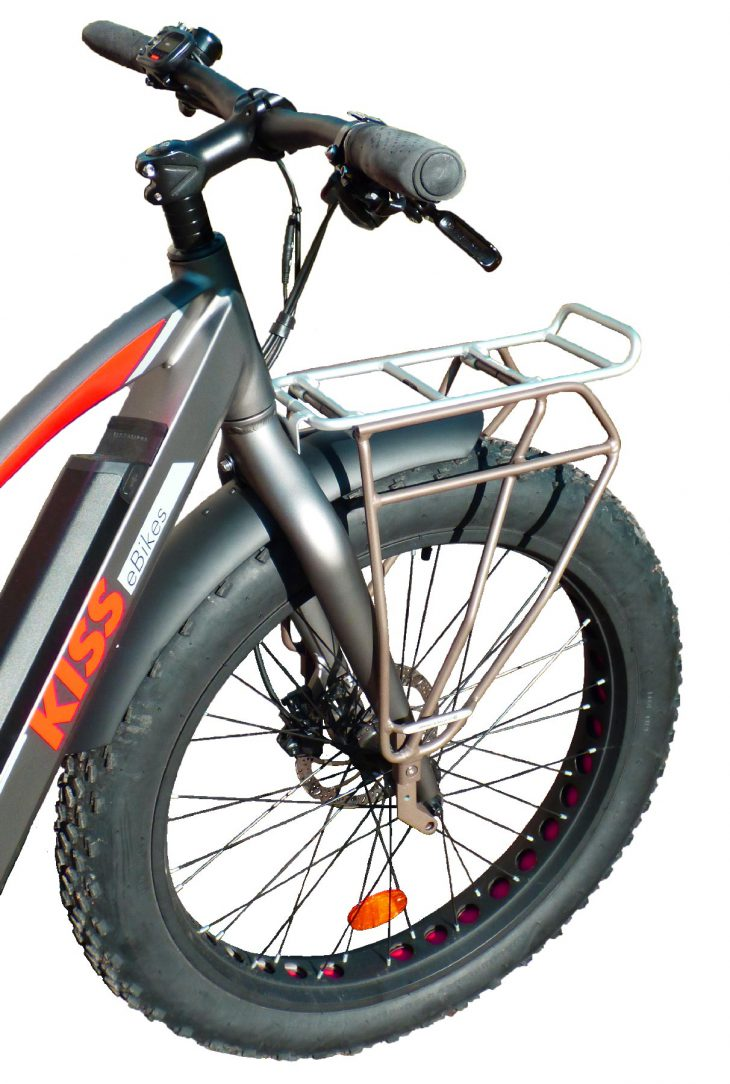 Porte bagage AVANT VTT FAT-BIKE