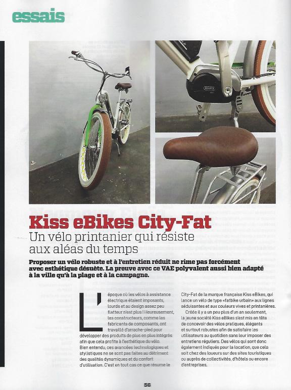 """""""Proposer un vélo robuste et à l'entretien réduit ne rime pas forcément avec esthétique désuète. La preuve avec ce VAE polyvalent aussi bien adapté à la ville qu'à la plage et à la campagne."""""""